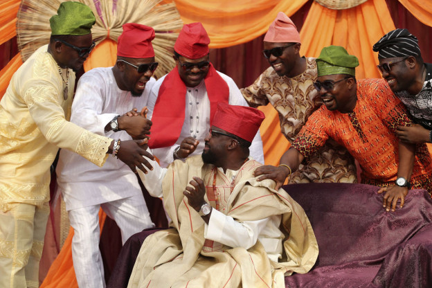 TYPES OF MEN IN THE LAGOS DATINGSCENE