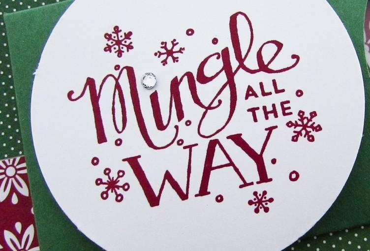 MINGLE ALL THEWAY