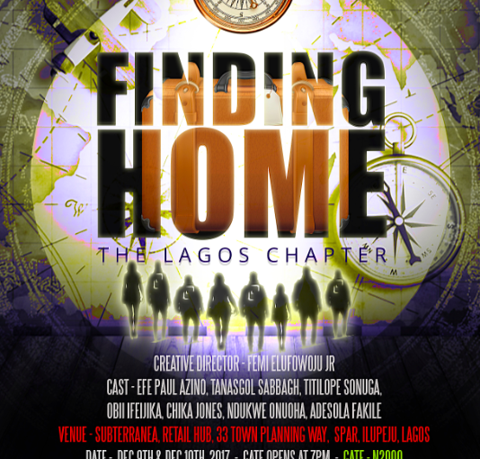 FINDING HOME AND OTHER EVENTS THIS WEEKEND