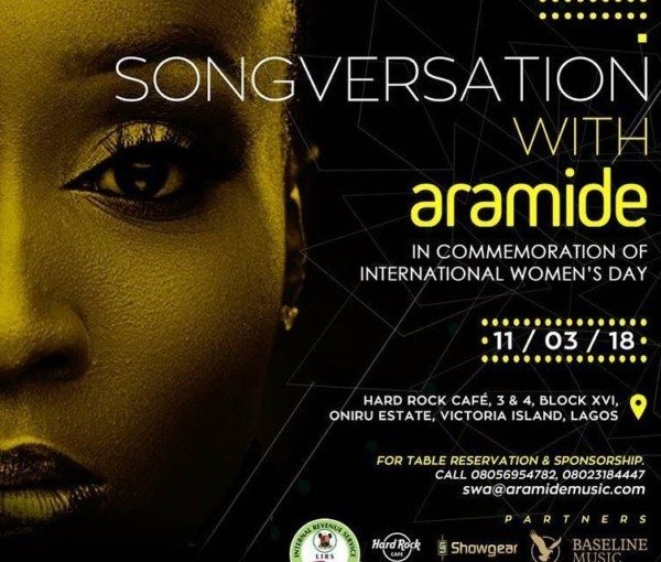 SONGVERSATION AND OTHER EVENTS HAPPENING THISWEEKEND